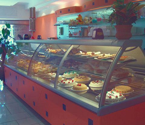 Arredamento bar roma gelateria pasticceria esclusivisti for Arredamento pasticceria prezzi