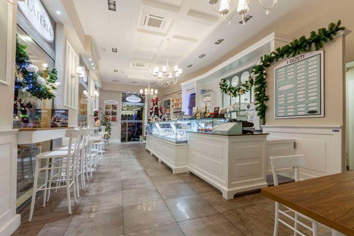 Arredamento bar roma gelateria pasticceria esclusivisti for Ad arredamenti roma